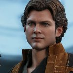 Solo: a Star Wars Story, ecco la figure della Hot Toys in scala 1:6 di Han Solo