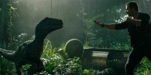 Jurassic World 3, Colin Trevorrow ci mostra il nuovo animatronic di un dinosauro