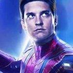 Avengers: Infinity War, Tobey Maguire nuovamente nei panni di Spider-Man in un fan poster