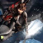 Dragon Trainer: Il Mondo Nascosto, Hiccup e Sdentato in un nuovo poster italiano