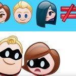 Gli Incredibili: il film Pixar di Brad Bird riassunto con le Emoji