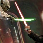 Star Wars: ecco le figure in scala 1:6 del Maestro Yoda e del Conte Dooku targate Hot Toys