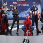 Disneyland Paris: partita ufficialmente l'Estate dei Supereroi Marvel!