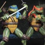 Tartarughe Ninja alla Riscossa: ecco le nuove action figure dei protagonisti targate NECA