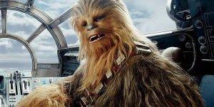 Solo: A Star Wars Story, il verso di Chewbacca in un estratto dagli extra del Blu-ray
