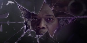 Comic-Con 2018: Glass, Samuel L. Jackson nell'ultimo teaser in vista del trailer