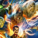 Piccoli Brividi 2: I Fantasmi di Halloween, ecco i protagonisti in un nuovo suggestivo poster