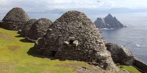 #TheBadJedi – La nostra visita a Skellig Michael, ovvero il pianeta Ahch-To in Star Wars!