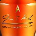 Star Trek: ecco la linea di whiskey burbon dedicata al capitano James T. Kirk