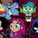 Teen Titans GO! Il Film, i supereroi DC in sala nel nuovo poster del film animato