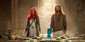 Aquaman: ecco il B-roll e le papere sul set