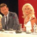 Venezia 75 – A Star is Born, la conferenza con Lady Gaga e Bradley Cooper