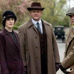 Downton Abbey: una valanga di foto dal set allestito a Lacock