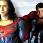 Superman: internet ha trovato l'erede di Henry Cavill e, ovviamente, è Nicolas Cage