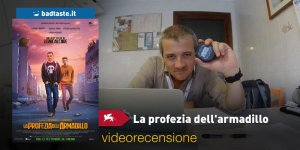 Venezia 75 – La Profezia dell'Armadillo, la videorecensione e il podcast