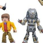 The Predator: ecco le figure Minimates di alcuni dei protagonisti del film