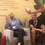 Venezia 75 – Giorno 9 – Videoblog