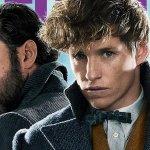 Animali Fantastici: I Crimini di Grindelwald, Newt e Silente sulla nuova copertina di Entertainment Weekly