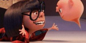 """Gli Incredibili 2: una clip dal corto """"Auntie Edna"""" e una featurette dall'edizione home video"""