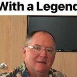 Jeremy Zag incontra John Lasseter: in arrivo una collaborazione per il film di Miraculous?
