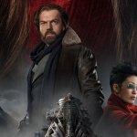Macchine Mortali: i protagonisti del film in un nuovo poster internazionale
