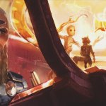 Avengers: Infinity War, Eitri, le fucine di Nidavellir e Groot nei nuovi concept art