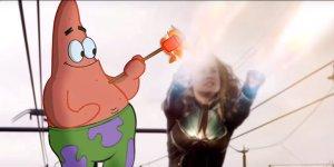 Captain Marvel: ecco l'epico Weird trailer firmato da Aldo Jones
