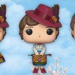 Il Ritorno di Mary Poppins: ecco le nuove figure Funko POP! dei protagonisti del film Disney