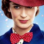 Il Ritorno di Mary Poppins: Emily Blunt in un nuovo poster internazionale