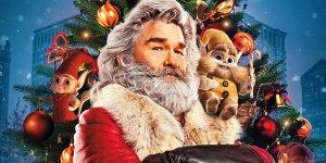 Qualcuno salvi il Natale: ecco il nuovo trailer italiano della commedia Netflix con Kurt Russell