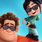 Ralph Spacca Internet: Vanellope e Ralph come su Instagram nel nuovo poster del film