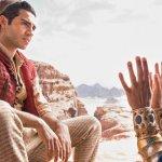 Aladdin: Will Smith conferma che il genio sarà blu nel film, ecco Jafar nelle nuove immagini