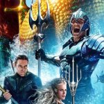 Aquaman: tutti i protagonisti del cinecomic in un nuovo poster internazionale