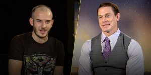 EXCL – Bumblebee: John Cena ci parla di Transformers e… disciplina!