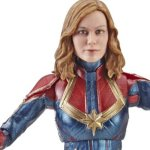 Captain Marvel: action figure, bambole ed altri prodotti Hasbro dedicati al cinecomic