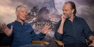 EXCL – Macchine Mortali: Stephen Lang e Hugo Weaving ci parlano dei villain del film!