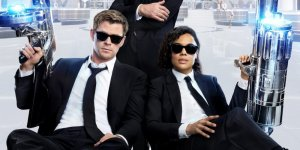 Men in Black International: Chris Hemsworth e Tessa Thompson in azione nei primi due trailer