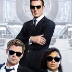 Men in Black: International – Chris Hemsworth, Tessa Thompson e Liam Neeson nel poster italiano