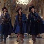 Moschettieri del Re: i protagonisti arrivano a Palazzo in una nuova clip del film