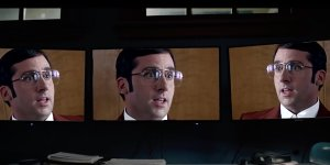 Glass: Brick Tamland al posto della Bestia in una video parodia targata Funny Or Die