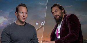 EXCL – Aquaman: Jason Momoa vuole Lobo nel sequel, Patrick Wilson sul possibile ritorno di Ocean Master
