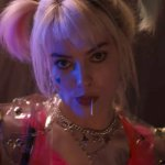 Birds of Prey: ecco Margot Robbie nei panni di Harley Quinn sul set