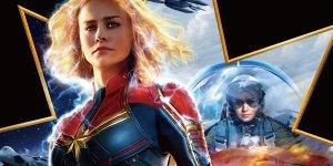 Captain Marvel: il nuovo spot sugli eroi con Iron Man, Thor e Captain America