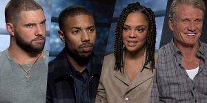 """Creed II, intervista al cast: """"Ecco come affrontiamo la pressione e le aspettative"""""""