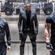 Hobbs and Shaw: Dwayne Johnson, Jason Statham e Idris Elba in una nuova foto