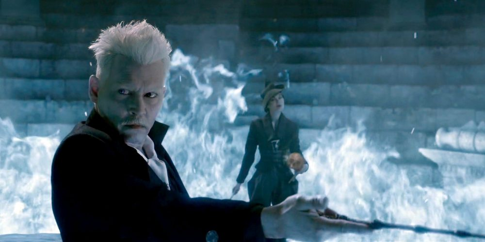 Grindelwald Johnny Depp