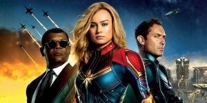 Captain Marvel: ecco il divertente trailer onesto del cinecomic con Brie Larson