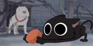 Kitbull: ecco il nuovo toccante corto Pixar diretto da Rosana Sullivan