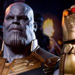 Avengers: Infinity War, ecco la figure della Hot Toys in scala 1:6 di Thanos