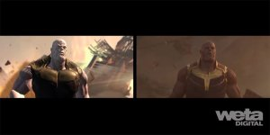 Avengers: Infinity War, gli straordinari effetti speciali visivi di Weta Digital in tre video breakdown!
